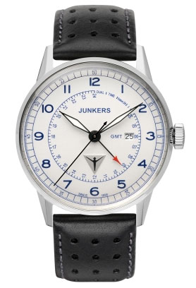 Junkers G38 GMT Watch 6946-3
