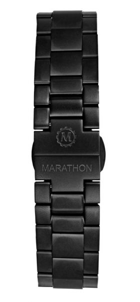 Marathon  Anthracite 20MM Stainless Steel Bracelet For Search & Rescue Dive Watch