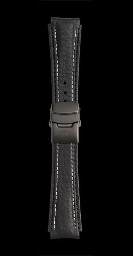 Damasko 20MM Strap with black deployment buckle