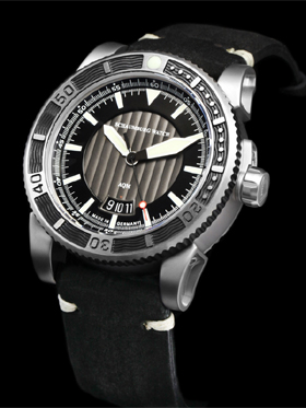 Schaumburg AQM 4 3D Automatic Watch