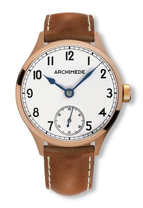 Archimede Bronze Deck Watch  UA7929-H1.2-BR