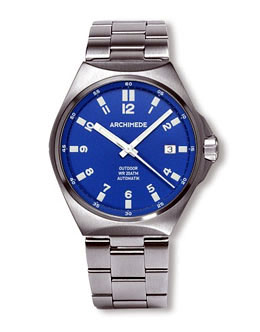 Archimede Outdoor Protect Blue Dial Automatic Sport Watch UA8239B-A3.1-H