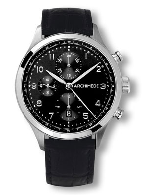 Archimede Klassic Automatic Chronograph Watch UA7939-C2.31