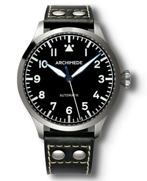 Archimede Pilot XLA Automatic Watch UA7949-A1.1