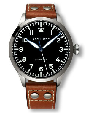 Archimede XLA Large Automatic Pilot Watch UA7949-A1.2