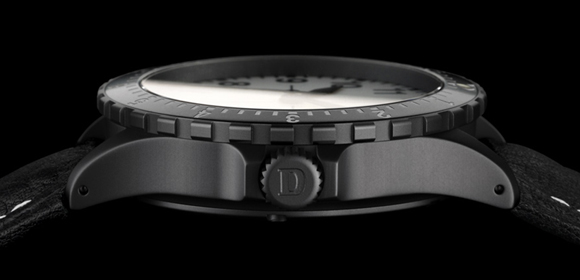 Damasko DA47 Black Automatic Watch #2