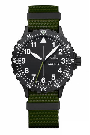 Damasko DH1.0 Hunting and Outdoor Automatic Watch