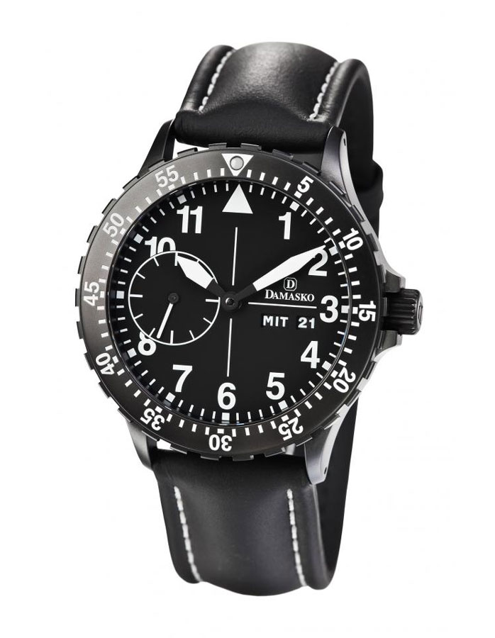 Damasko DK14-Black Automatic Watch