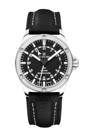 Damasko DK201 GMT Dual Time Automatic Watch