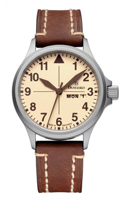 Damasko DA20 Vintage Automatic Watch