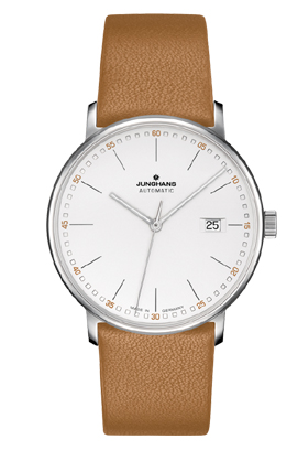 Junghans Form A Silver Dial Automatic Watch 027/4734.00