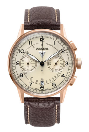 Junkers 6972-1 G38 Chronograph Watch