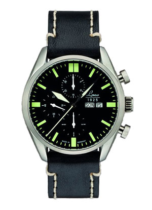 Laco Las Vegas Automatic Chronograph Watch
