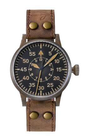 Laco  Original  LEIPZIG ERBSTUCK Pilot Watch 861936