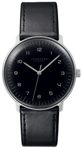 Junghans Max Bill Black Dial Automatic Watch 027/3400.00