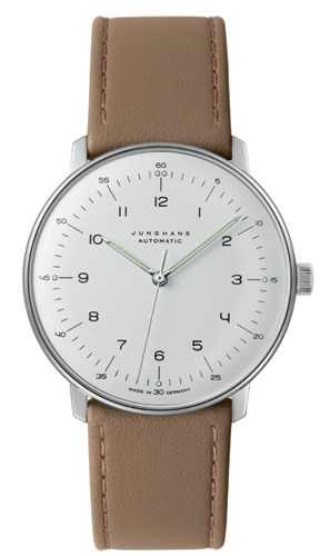 Junghans Max Bill Silver Dial Automatic Watch 027/3502.00