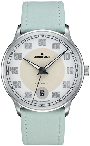 Junghans Meister Driver Automatic Watch 027/4717.00