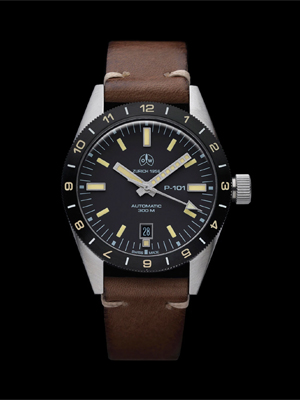 Ollech & Wajs OW P-101 Automatic Watch