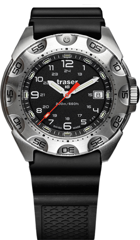 Traser Survivor Tactical Watch