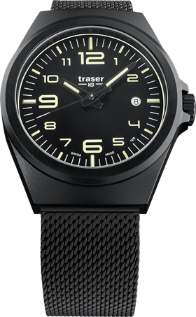 Traser P59 Essential M Black Watch