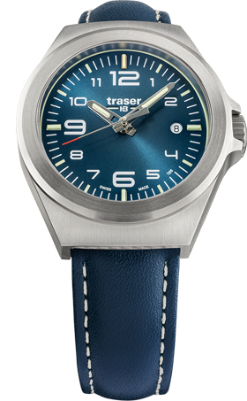 Traser P59 Essential S Blue Watch