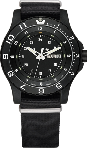 Traser H3 P6600 Military Type 6 MIL-G Tritium Watch