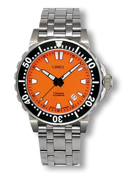 Limes Endurance 1 Tausend Automatic Watch U8787B-LA2.3