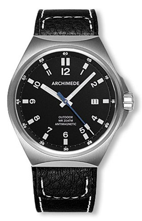 Archimede Outdoor 41 Antimag Automatic Watch UA8241-A1