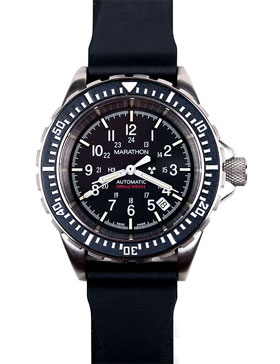 Marathon GSAR Automatic Tritium Dive Watch