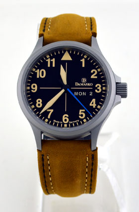 Damasko DB5 Special Edition Automatic Watch