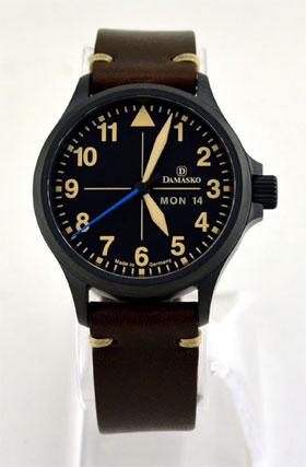 Damasko DB5 Black Special Edition Automatic Watch