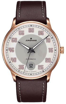 Junghans Meister Driver Automatic Watch 027/7710.00