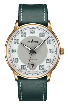 Junghans Meister Driver Automatic Watch 027/7711.00