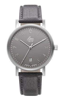 Laco Chemnitz Classic Bauhaus Gray Dial  Automatic Watch