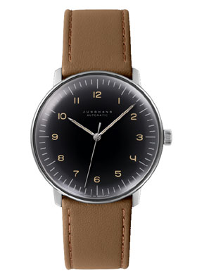 Junghans Max Bill Dark Gray Dial Automatic Watch 027/3401.00
