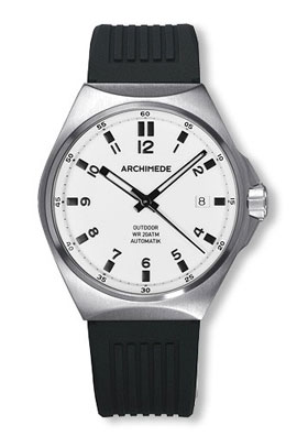 Archimede Outdoor Protect Lume Dial Automatic Watch UA8239S-A1.1-H