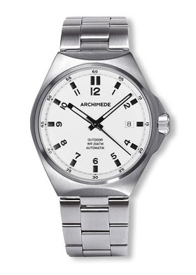 Archimede Outdoor Protect Lume Dial Automatic Watch UA8239B-A1.1-H