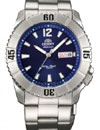 Orient Hammerhead Blue Automatic Watch