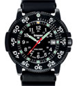Traser H3 P6504 Black Storm PRO Special Edition PVD Tritium Watch