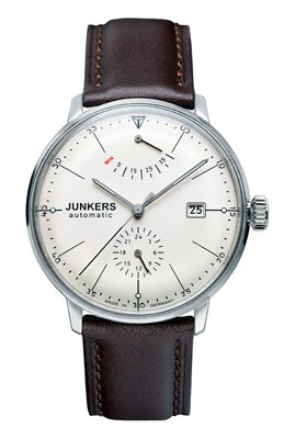 Junkers Bauhaus Power Reserve Automatic  Watch 6060-5