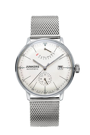 Junkers Bauhaus Automatic Watch 6060M-5