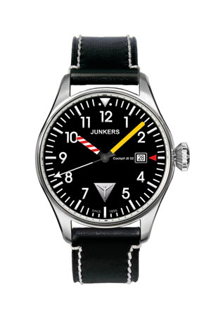 Junkers Cockpit JU52 Instrument Watch 6144-3