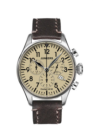Junkers JU52 Chronograph Watch 61805