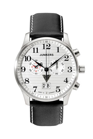 Junkers JU 52 Chronograph Watch 6686-1