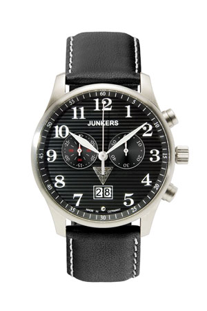 Junkers JU 52 Chronograph Watch 6686-2