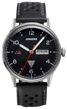 Junkers G38 Day Date Watch 6944-2