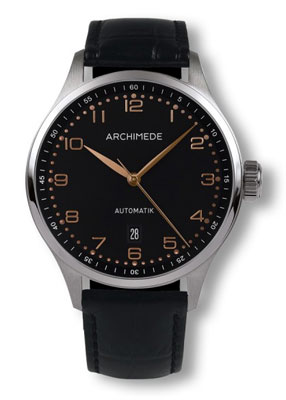 Archimede Klassic Bi Color Automatic Dress Watch UA7929-A2.4