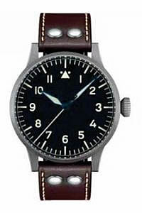 Laco Westerland Original 45mm Hand Winding Pilot Watch