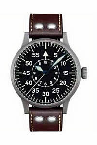 Laco Dortmund Original 45mm Hand Winding Pilot Watch