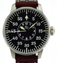 Laco Observer Hand Wound Pilot Watch